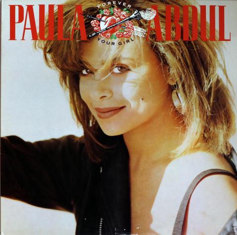 """Paula Abdul Vinyl 12"""""""