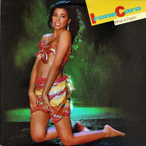 "Irene Cara Vinyl 12"""