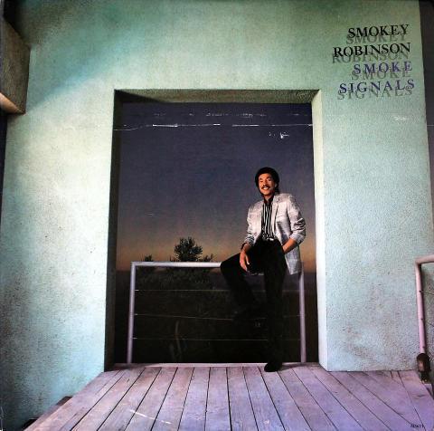 "Smokey Robinson Vinyl 12"""