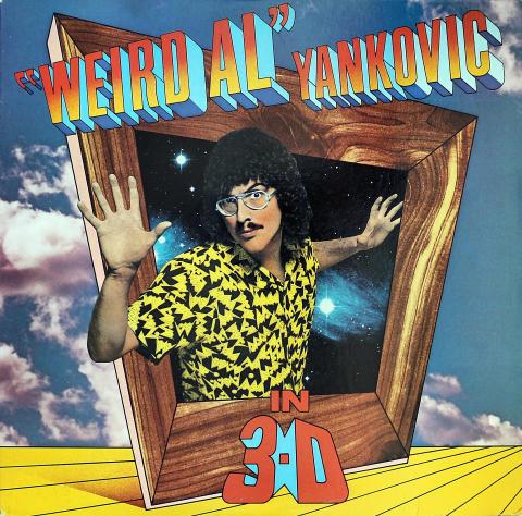 "Weird Al Yankovic Vinyl 12"""