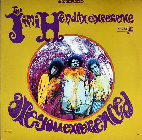 "The Jimi Hendrix Experience Vinyl 12"" (Used)"