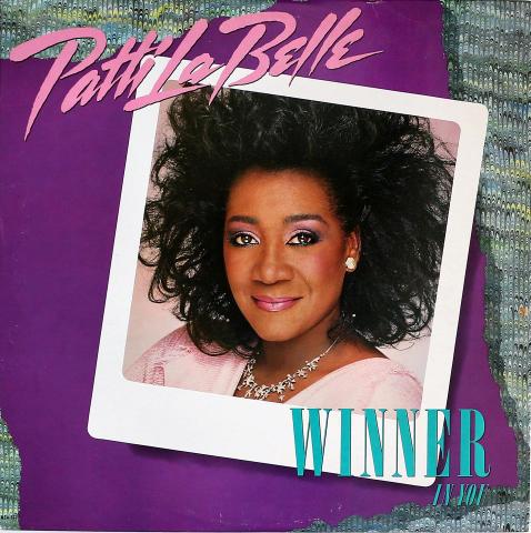 "Patti LaBelle Vinyl 12"""