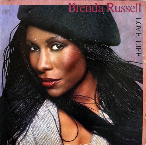 """Brenda Russell Vinyl 12"""""""