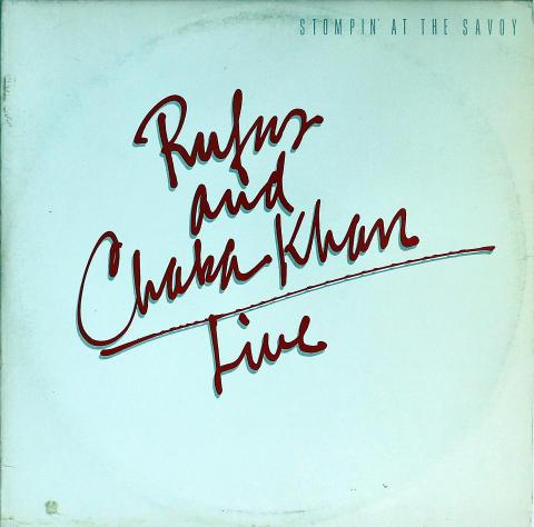 """Rufus & Chaka Khan Vinyl 12"""""""