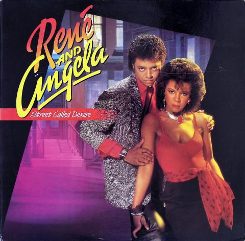 "Rene and Angela Vinyl 12"""