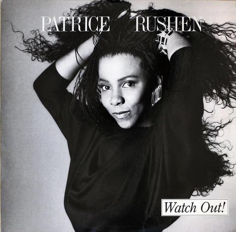 "Patrice Rushen Vinyl 12"""
