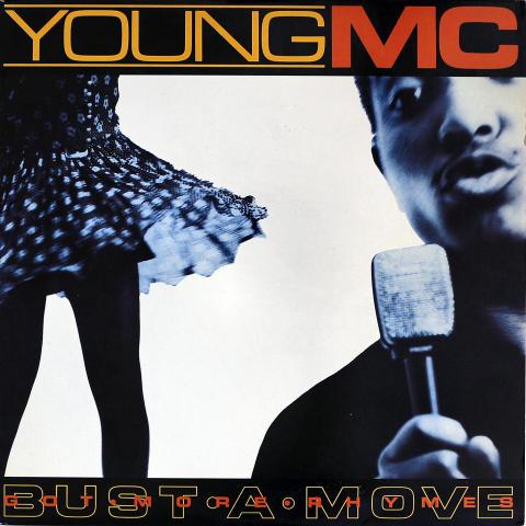 "Young MC Vinyl 12"""