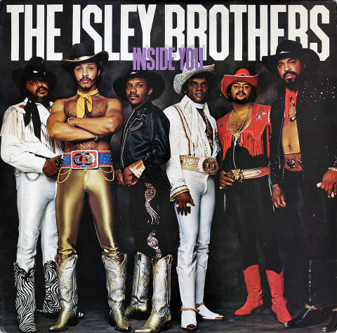 The Isley Brothers Vinyl 12""