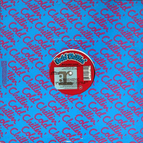"Big Daddy Kane Vinyl 12"""