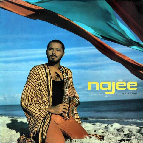 """Najee Vinyl 12"""""""