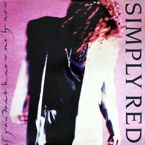 "Simply Red Vinyl 12"""