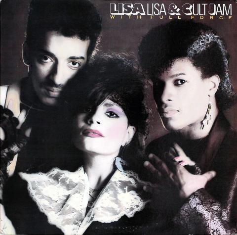 "Lisa Lisa and the Cult Jam Vinyl 12"""