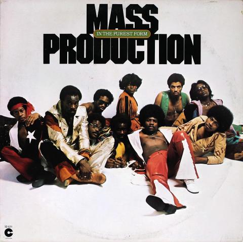 "Mass Production Vinyl 12"""