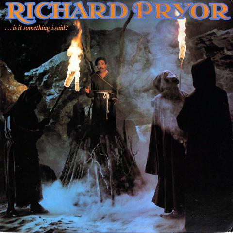 """Richard Pryor Vinyl 12"""""""