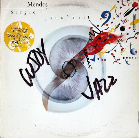 """Sergio Mendes Vinyl 12"""" (Used)"""