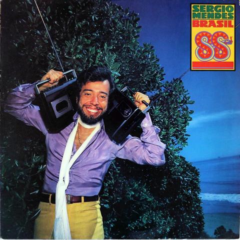 "Sergio Mendes & Brasil '88 Vinyl 12"""