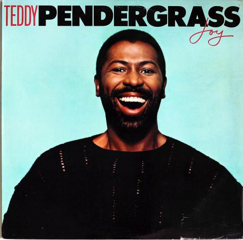 "Teddy Pendergrass Vinyl 12"""
