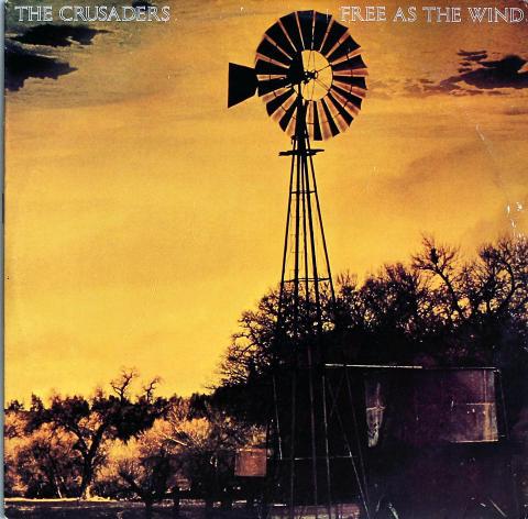 """The Crusaders Vinyl 12"""""""
