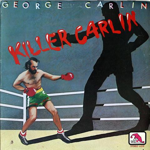 """George Carlin Vinyl 12"""""""