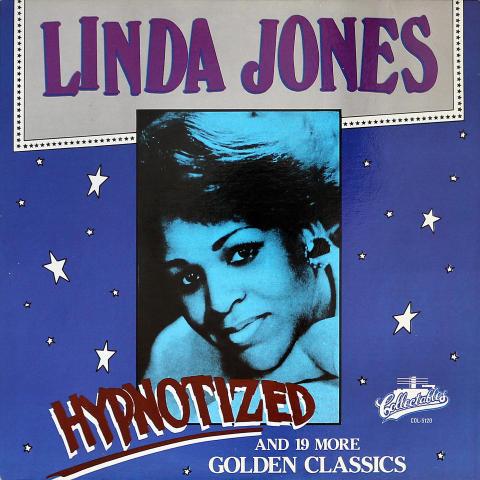 """Linda Jones Vinyl 12"""""""