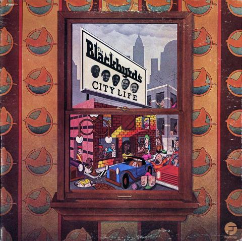 """The Blackbyrds Vinyl 12"""" (Used)"""