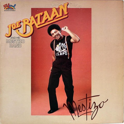 "Joe Bataan And His Mestizo Band Vinyl 12"""