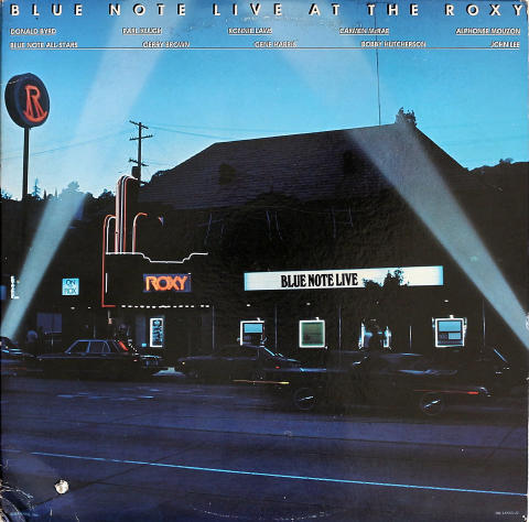 Blue Note Live At The Roxy Vinyl 12""