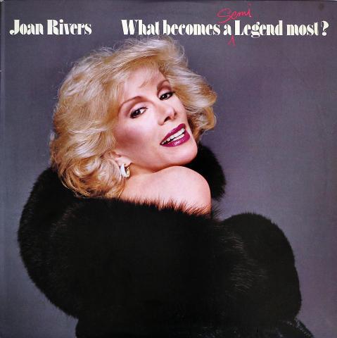 "Joan Rivers Vinyl 12"""