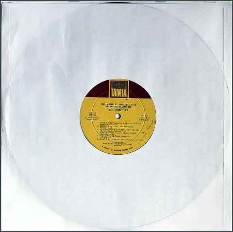 "The Miracles Vinyl 12"""