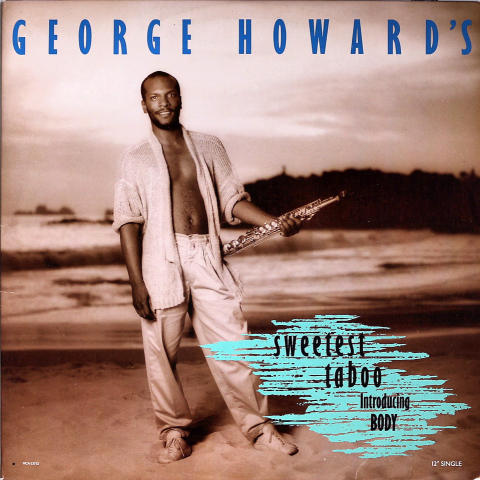 George Howard Vinyl 12""