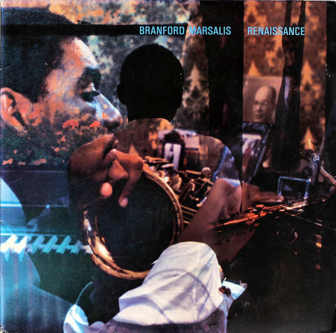 """Branford Marsalis Vinyl 12"""""""