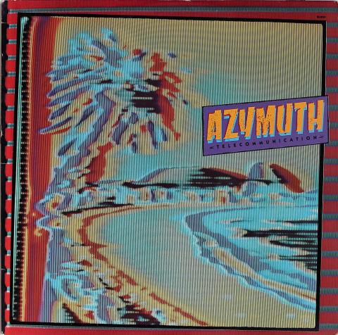 """Azymuth Vinyl 12"""""""