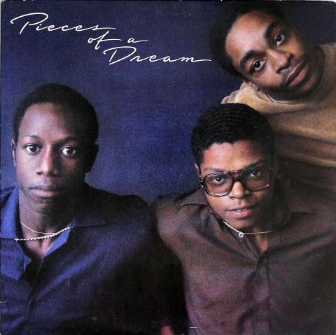 "Pieces of a Dream Vinyl 12"""