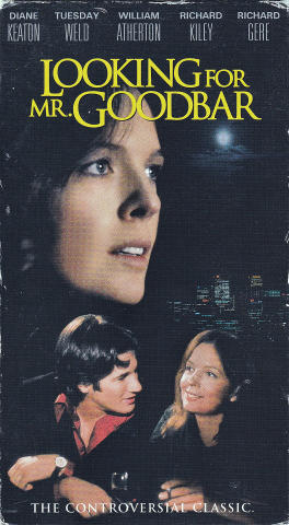 Looking For Mr. Goodbar VHS
