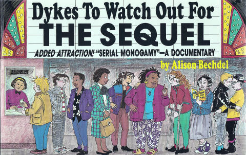 Dykes to Watch Out For: The Sequel