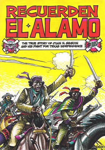 Last Gasp: Recuerden el Alamo Vol.1