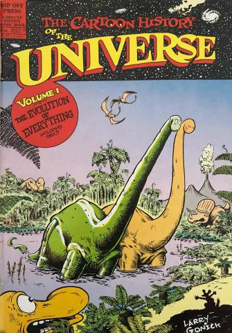 Rip Off Press: The Cartoon History of the Universe Vol. 1