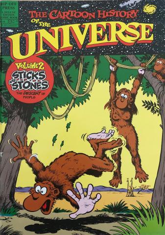 Rip Off Press: The Cartoon History of the Universe Vol. 2
