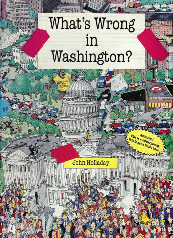 What's Wrong in Washington?