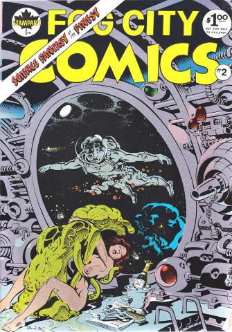 Fog City Comics #2