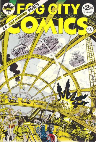 Fog City Comics #3