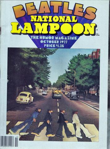 National Lampoon Vol. 1 No. 91