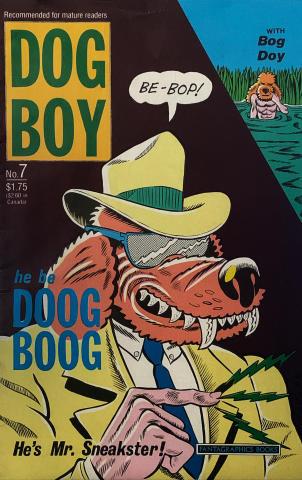 Dog Boy No. 7