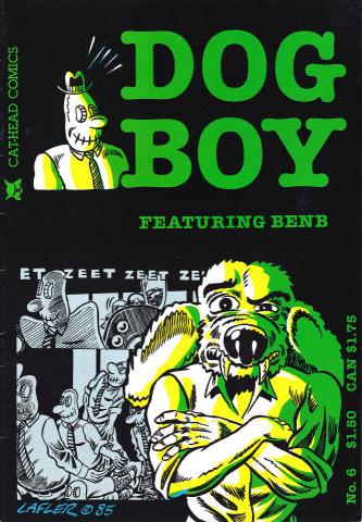 Dog Boy No. 6
