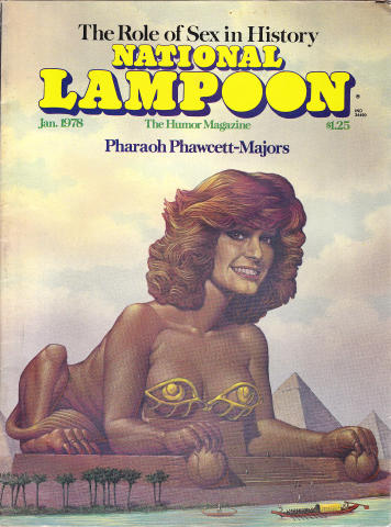 National Lampoon Vol. 1 No. 94