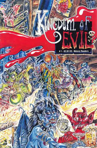 Last Gasp: Kingdom of Evil #1