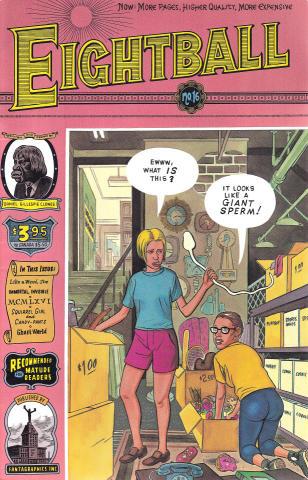 Fantagraphics: Eightball #16