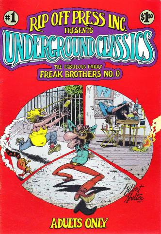 Rip Off Press: Underground Classics #1