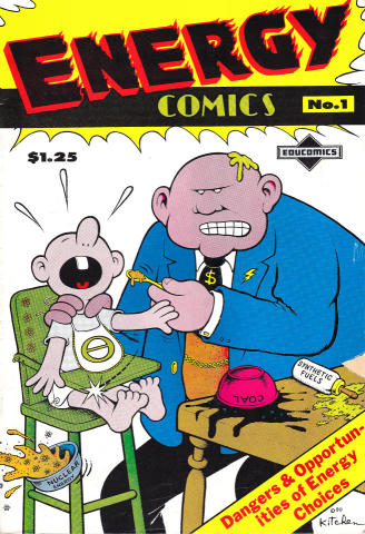 Energy Comics #1