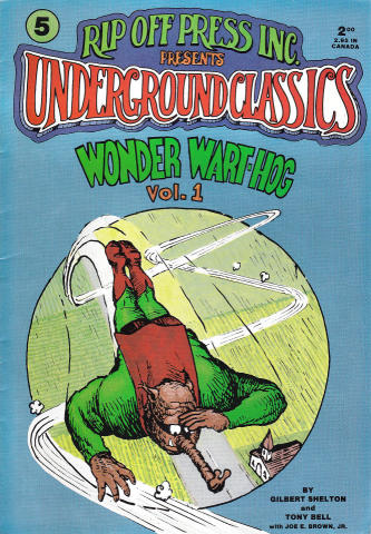 Rip Off PressL Underground Classics #5